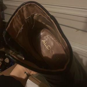 Aldo Shoes - ALDO WEDGE BOOTIES!